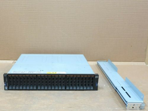 IBM Storwize V5000 2078-24E Expansion 24 x 1.2Tb HDD's - 28.8Tb Total Storage